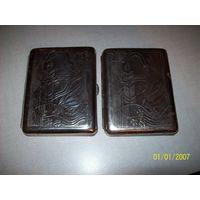2 портсигара отечественные