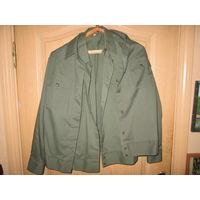 Рубашка военная 2 шт.Новые(размер малый)