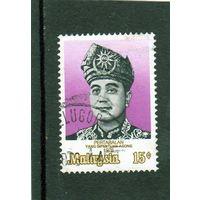 Малайзия. Ми-149.Коронация короля Малайзии: Pertabalan Yang di-Pertuan Agong. 1976.