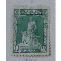 Легендарный Блэксмит со своим серым волком. Дата выпуска:1926-04-01
