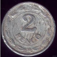 2 пенго 1942 год Венгрия