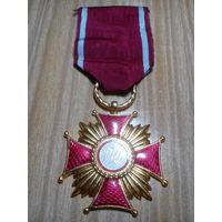 Крест за заслуги 1 степень Польша