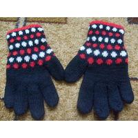 Перчатки детские 2-5 лет