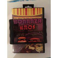 Bonanza Bros.  -   Sega