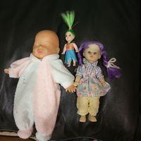 Куколки бу