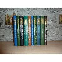 Детектив - приключения.Комплект из 10 книг.Самовывоз!!!