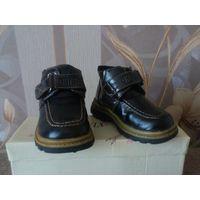 Ботинки для мальчика или девочки. Осень