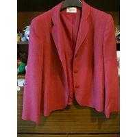 Женский пиджак 54-56 размера