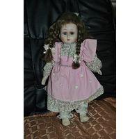Кукла немецкая глаза открываются и закрываются