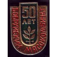 Бобруйск 50 лет Мясокомбинату