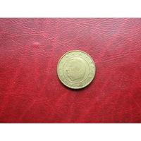 10 евроцентов 2001 годов Бельгия (р)