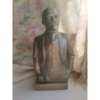 Бюст Ленина, статуэтка, СССР, силумин