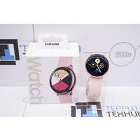 "1.1"" умные часы Samsung Galaxy Watch Active (Android 5.0+ / iOS 9+). Гарантия"