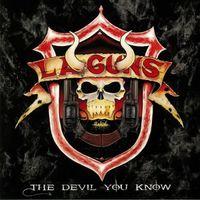 LA GUNS - The Devil You Know    // LP new