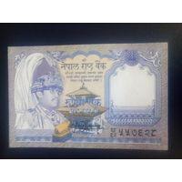 Непал 1 рупия 1974г.