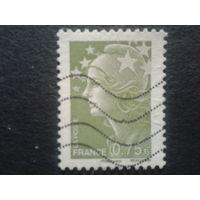 Франция 2010 стандарт 0,75