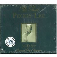 3СD Box-set The Great Peggy Lee (2000)
