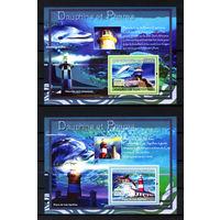 2007 Гвинея. Дельфины и маяки