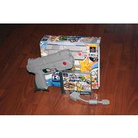 Световой пистолет G-con 45 + подарочное издание игры Point blanc 2