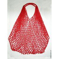 """Сетчатая сумка """"Красная"""""""