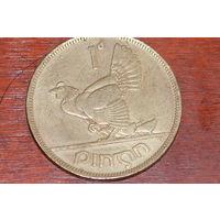 Ирландия 1 пенни 1950