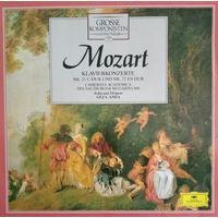 MOZART /Klavierkonzerte 21 and 22/1961, DG, LP, NM, Germany