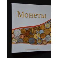 Альбом для монет, без листов. /984603/