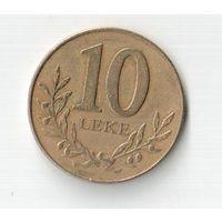 10 леке 2000 Албания KM# 77