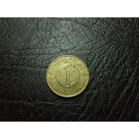 1 толар 1995