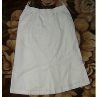 Белая юбка Nino-trax р.46 немецкая