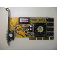 Видеокарта Riva TNT2 AGP 8x 32Mb (Проблемная - артефакты)
