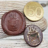 Печать шляхетская герб