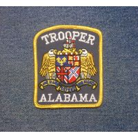 Шеврон Trooper Alabama, США