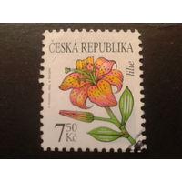 Чехия 2005 цветы, стандарт