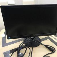 """Монитор Philips 193V5LSB2/10 19"""", 16:9, 1366x768, TN+Film, интерфейсы D-Sub (VGA), широкоформатный, отличное рабочее и внешнее состояние, кабеля в комплекте, гарантия на проверку."""
