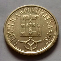 5 эскудо, Португалия 1987 г.