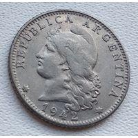 Аргентина 20 сентаво, 1942  8-11-4