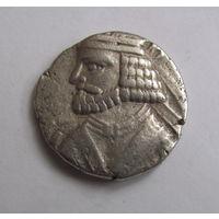 Тетрадрахма Вологез I Парфянское царство