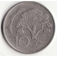 10 центов 1993 год