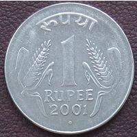 1 РУПИЯ 2001 ИНДИЯ