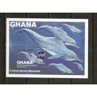 Гана 1983 Дельфины
