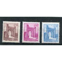 Марокко. Стандарт 1955