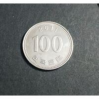 100 вон 2011 Корея