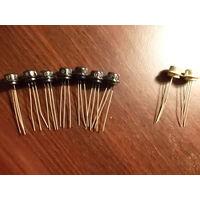 Транзисторы П 416 (7 шт)+П 416А (2 шт) =(9) Все одним лотом