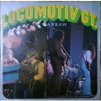 Locomotiv GT. in Warsaw, 1975, LP