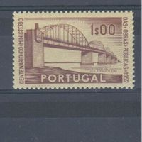 [565] Португалия 1952.Мост.