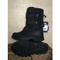 Сноубутсы Trespass - Strachan II, размер по стельке 21 см, size 12/31 Ботинки Trespass Strachan II - водонепроницаемые и утепленные снегоступы. Эти зимние ботинки легко одеваются и снимаются с детские