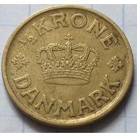 Дания 1/2 кроны, 1925          ( 1-6-4 )