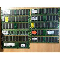 Оперативная память DDR1 и SDRAM одним лотом