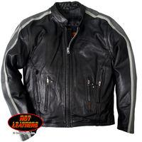 Кожаная мотокуртка Hot Leathers,размер 46(S)